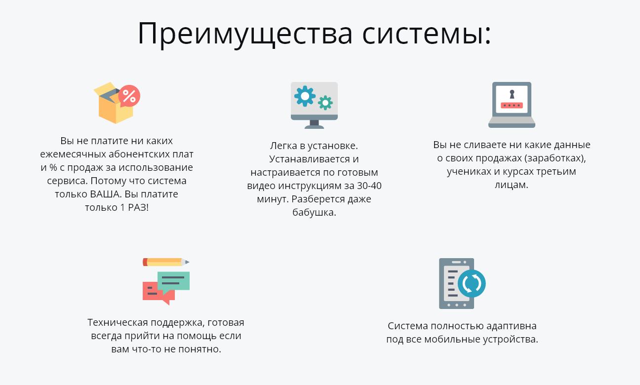 преимущества системы онлайн-обучения
